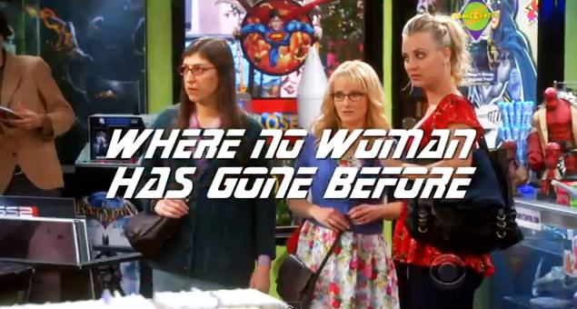 Women in comic book stores