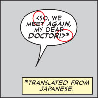 漫画嵌字的文法和规范
