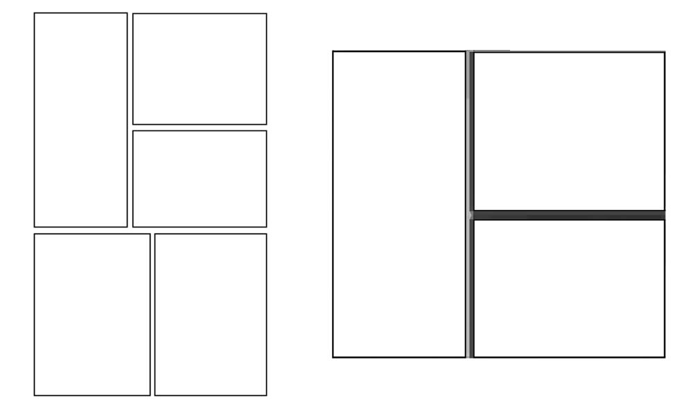 kindle panel view